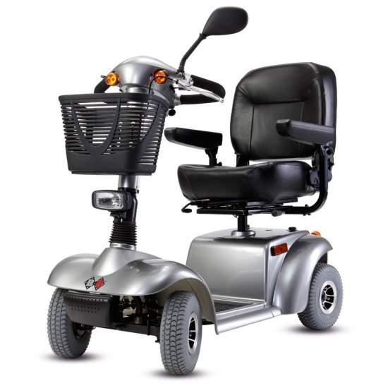 Scooter Fortis van B & B