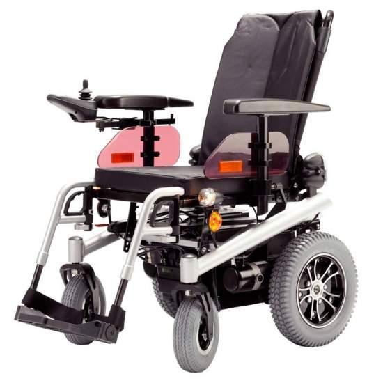 Elektronische rolstoel Terra de B & B