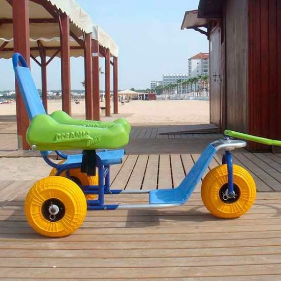 Amfibische stoel voor kinderen Oceanic Baby