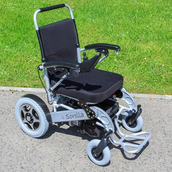 Electric folding chair Sorolla