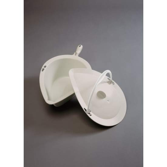 POTTY WITH CAP, ASA CLEAN...