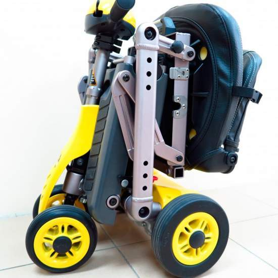 Opvouwbare scooter YOGA Teyder