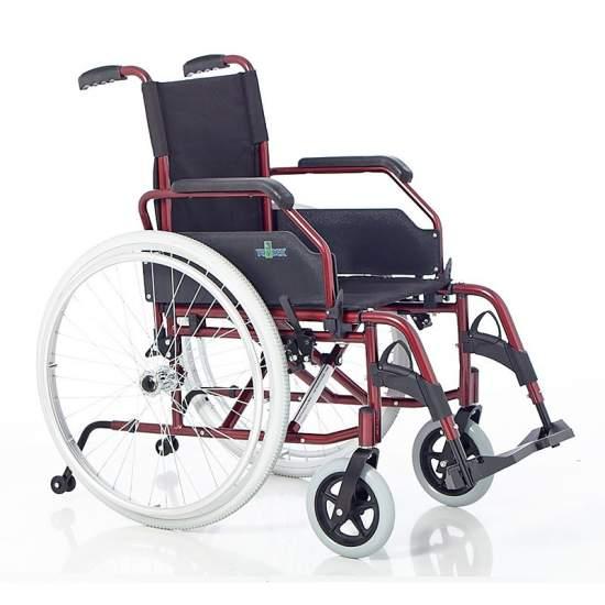 FORUM 600 aluminium rolstoel