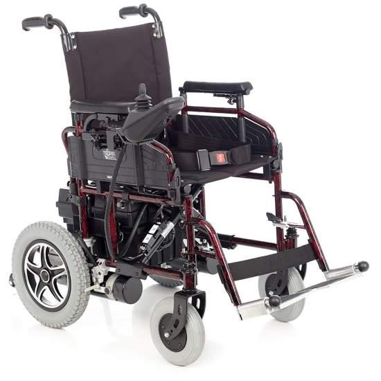 Istanbul, faltender Rollstuhl