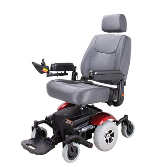 Elektrischer Rollstuhl...
