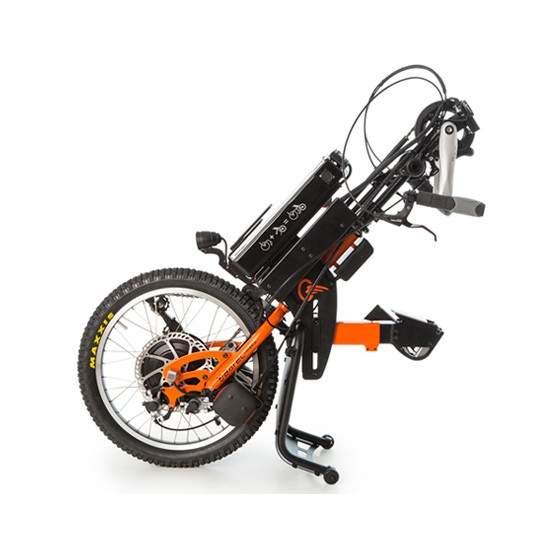 BATEC hybride handbike