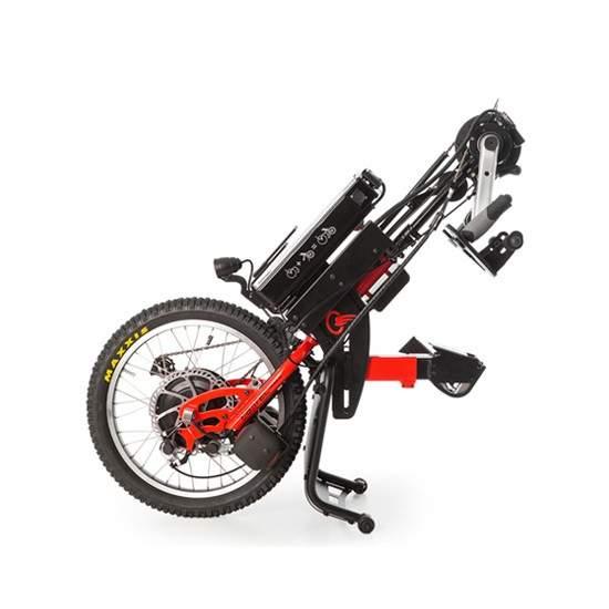BATEC Hybrid Tetra Handbike