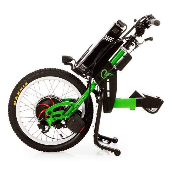 BATEC Rapid Tetra Handbike