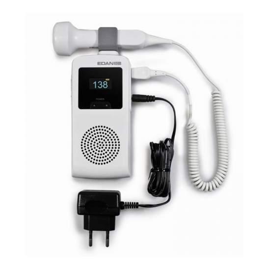 Fötaler Ultraschall-Doppler...