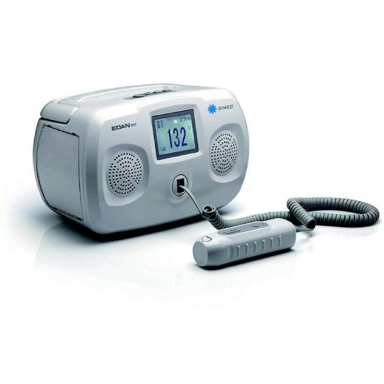 Portable Doppler ultrasonic...