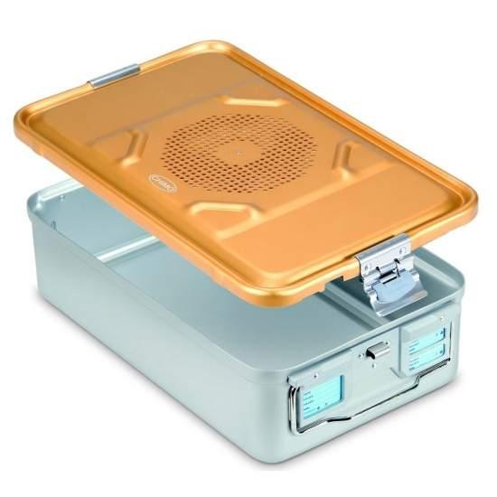 Sterilization container...