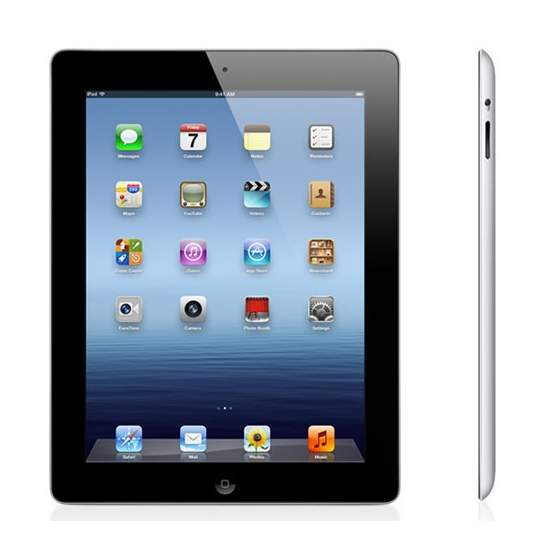Apple nieuwe iPad 16 GB