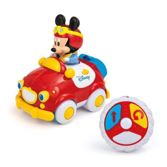 Mickey remote control car