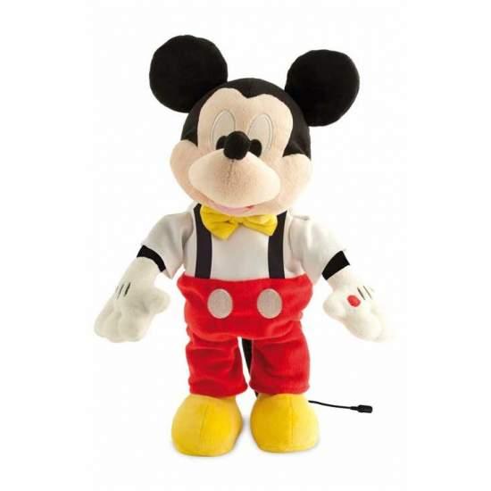 Mickey singt und tanzt...
