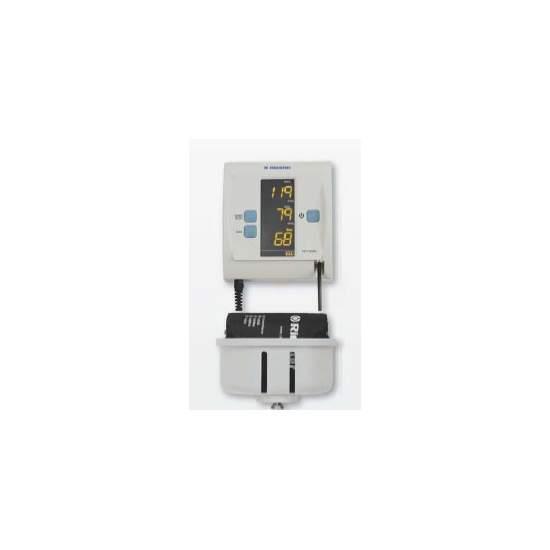 Blutdruckmessgerät für den klinischen Einsatz an der Wand