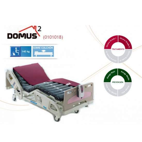 Domus 2 Pressure relief mattress