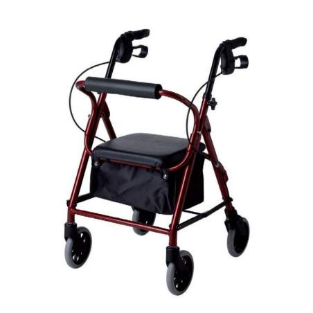 Smalle rollator Laag AD185