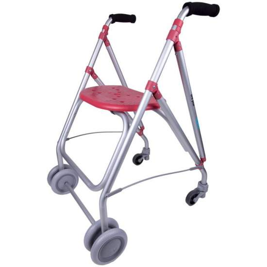 Aluminium looprek voor ouderen ARA-PLUS