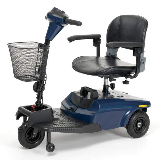 Antares 3 wheel scooter