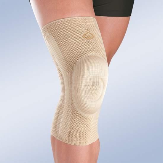 Kniepatella geschlossen mit seitlichen Stabilisatoren