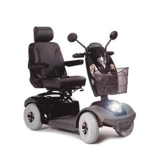 Mystere elektrische scooter