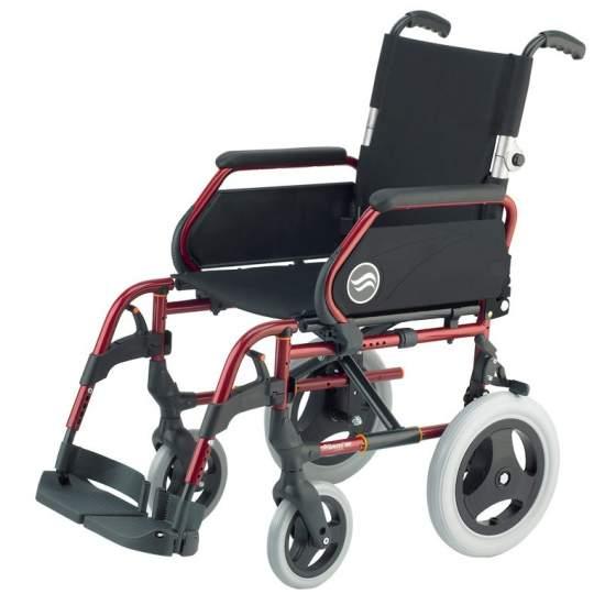 Breezy 250 - Rollstuhl mit geteilter Rückenlehne
