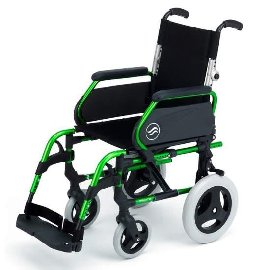Opklapbare rolstoel Breezy 300P kleine wielen
