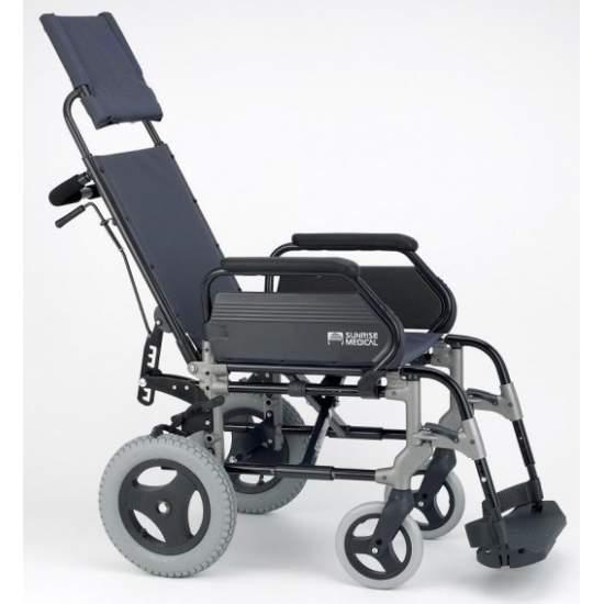 Opklapbare rolstoel Breezy 300R kleine wielen
