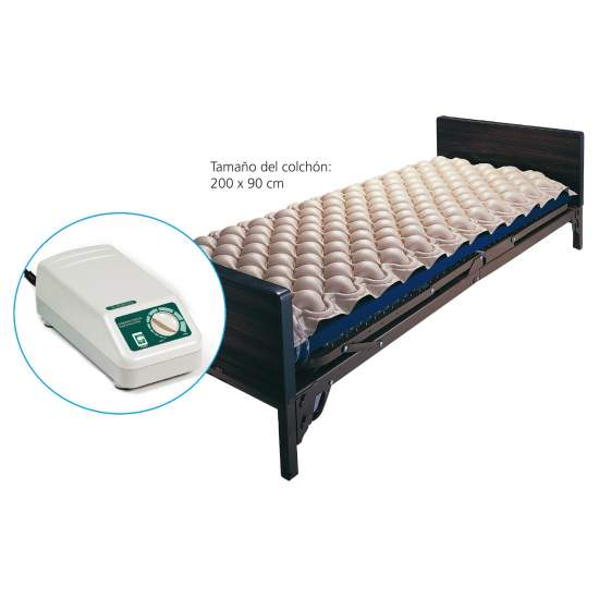 GENESIS ADJUSTABLE COMPRESSOR + MATTRESS