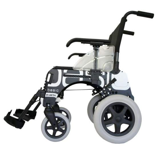 Wheelchair BASIC small wheels 300 mm