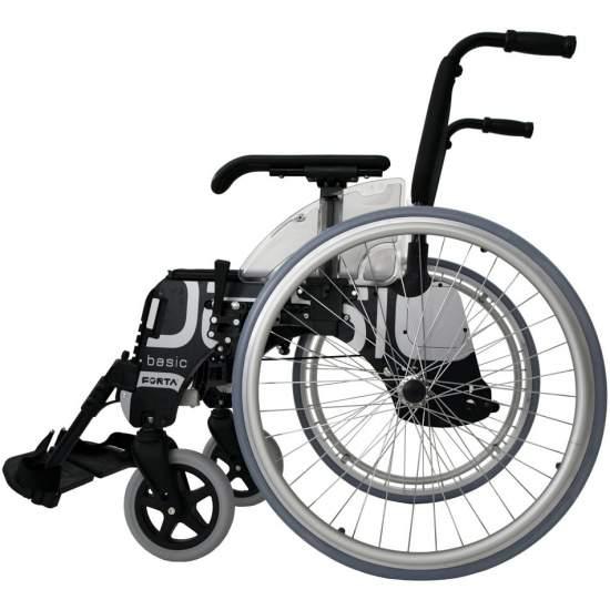 Rollstuhl BASIC große Räder 600 mm