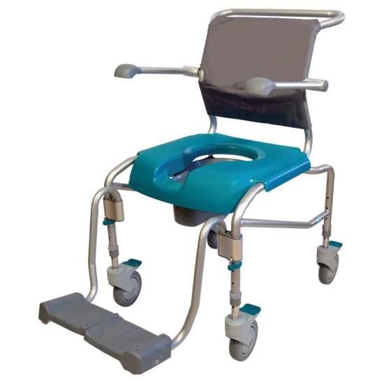 Deur hygiënische stoel