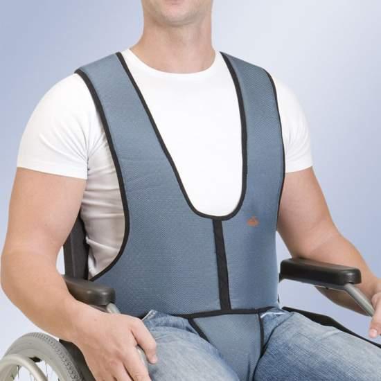 Vest met stuk perineale Arnetec Orliman