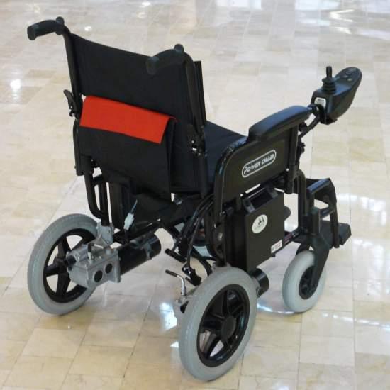 Libercar Power Chair für Rollstuhlfahrer