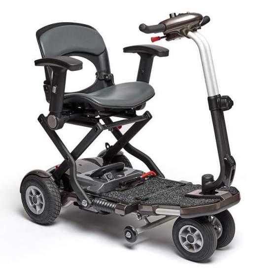 Opvouwbare Brio Plus-scooter