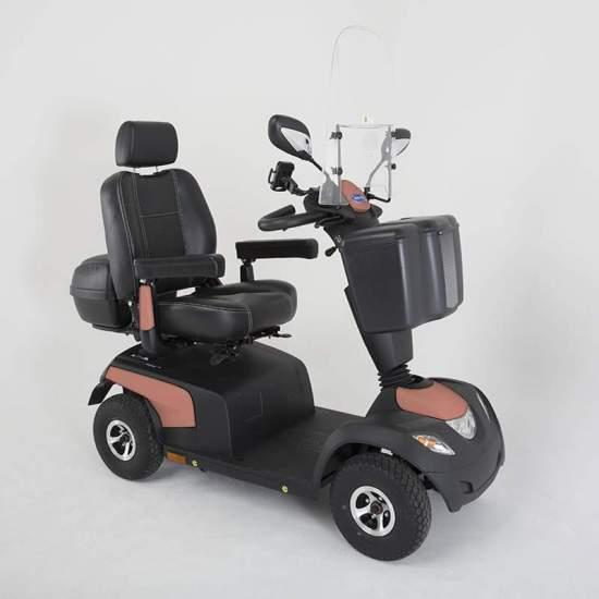 Scooter Comet Pro van Invacare