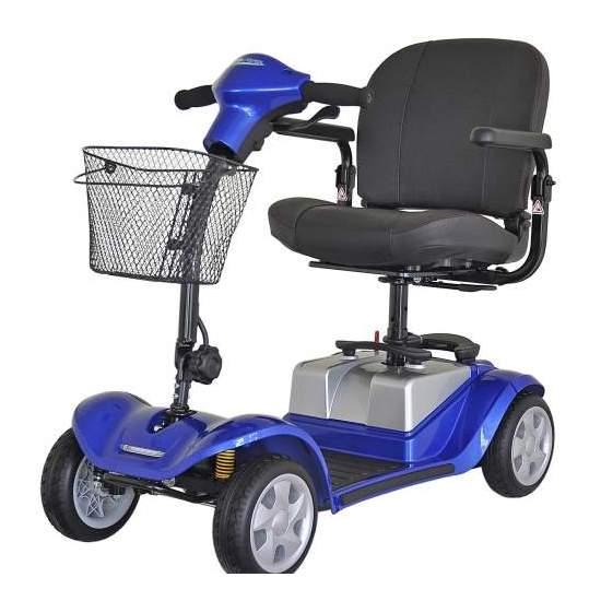 Scooter Mini Comfort Kymco achterschokdemper