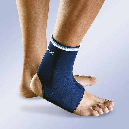 CLOSED NEOPRENE ANKLE