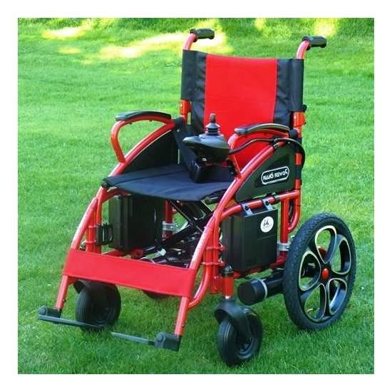 Rolstoel Libercar Power Chair Sport