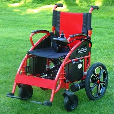 Wheelchair Libercar Power Chair Sport