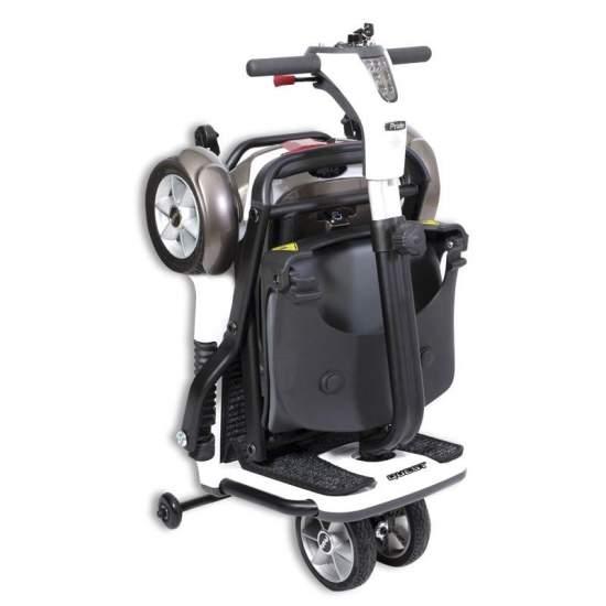 Opvouwbare Quest-scooter en grote autonomie