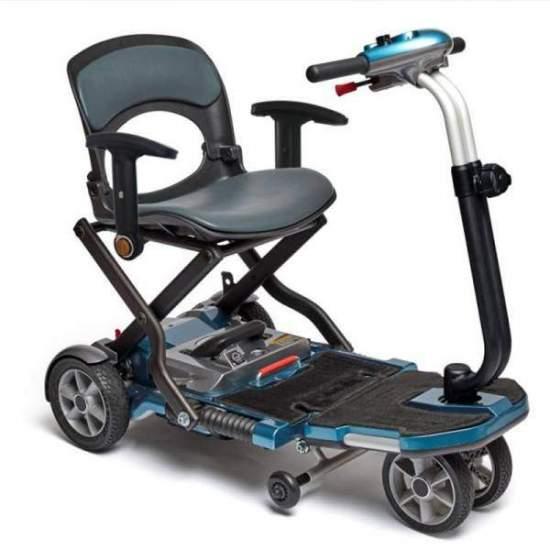 Brio S Roller mit Armlehne