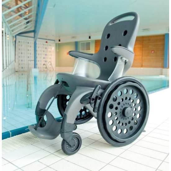 Aquatische en magnetische resonantie stoel Easy Roller