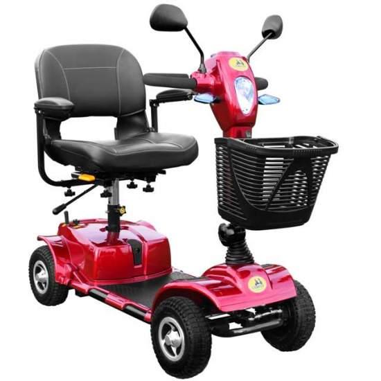 Libercar Urban 2018 elektrische scooter