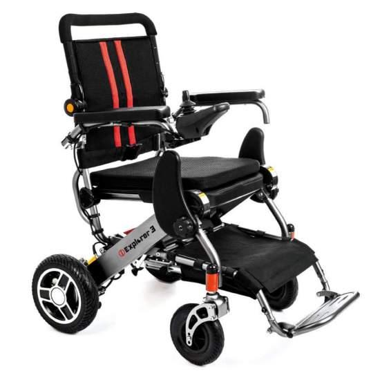 Cadeira de rodas eu Explorer 3