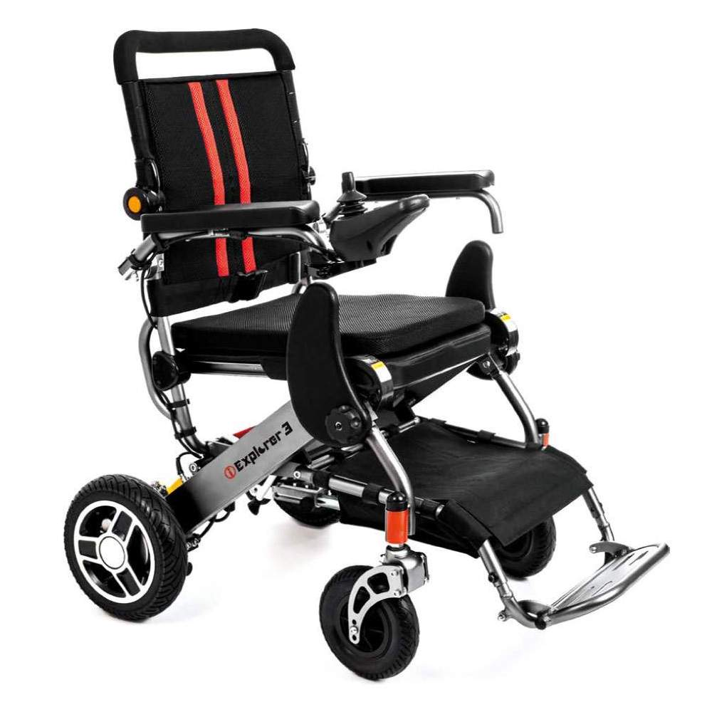 Wheelchair I Explorer 3