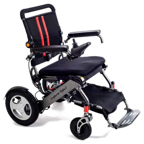 Cadeira de rodas I Explorer 3plus