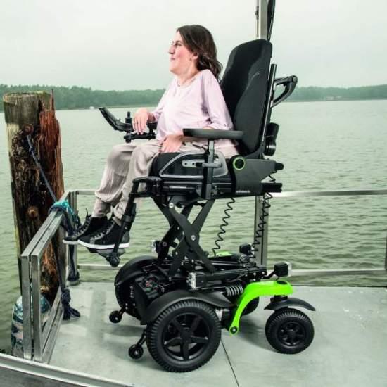 Elektrische rolstoel Juvo...