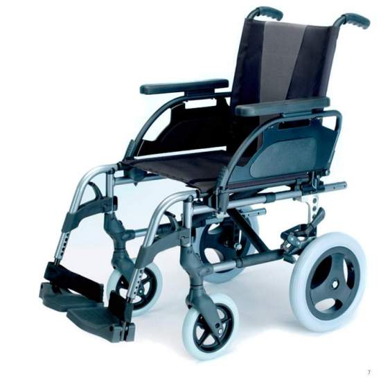 Wheelchair Breezy Style