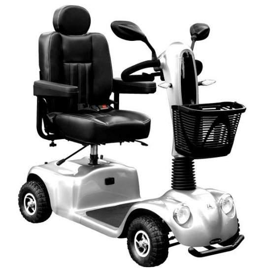 Elektronische scooter...